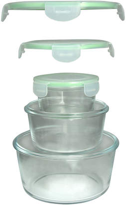 Artland 3Pc Snap And Seal Containers