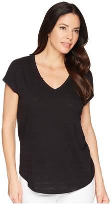 Lilla P Easy V-Neck Tee Women's T Shirt