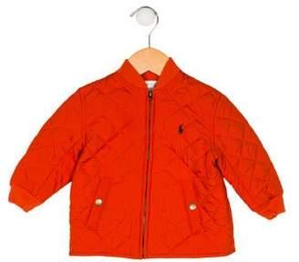 Ralph Lauren Boys' Quilted Jacket