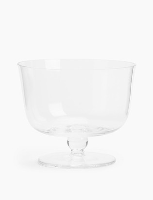 Marks and Spencer Glass Dessert Bowl