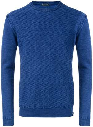 Jacob Cohen textured-knit sweater