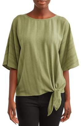 dc4bfb3637 Time and Tru Women's Tops - ShopStyle