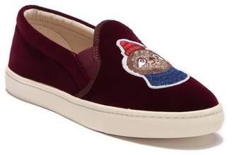 Soludos Velvet Sloth Sneaker