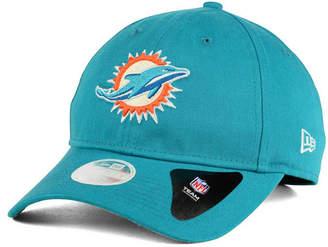 New Era Miami Dolphins Team Glisten 9TWENTY Cap