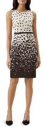 Hobbs London Arabella Printed Sheath Dress