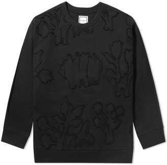 Wooyoungmi Floral Crew Sweat