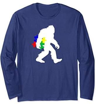 Fun Autism Long Sleeve Shirt