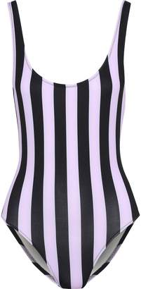 Solid & Striped The Anne-marie Striped Swimsuit