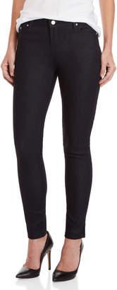 Earnest Sewn Raw Blue Natasha Mid-Rise Skinny Jeans
