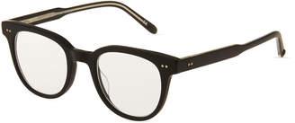 Garrett Leight Angelus 47 Square Acetate Optical Glasses