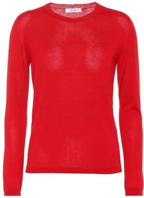 Max Mara Berard cotton and silk sweater