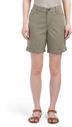 Anna Twill Shorts