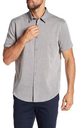 John Varvatos Collection Woven Regular Fit Shirt