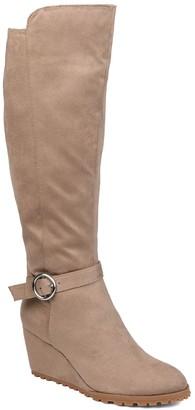Journee Collection Veronica Women's Knee High Boots