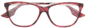 McQ Eyewear square shaped glasses