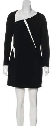Thierry Mugler Cutout-Accented Midi Dress