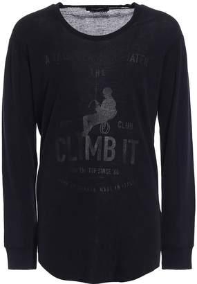 DSQUARED2 Hike Club Wool Long Sleeve T-shirt