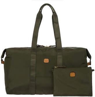 Bric's NEW X-Bag Medium Holdall Olive
