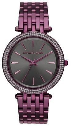 MICHAEL Michael Kors 'Darci' Bracelet Watch, 39mm $250 thestylecure.com