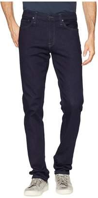 Agave Denim Rocker The Slim Straight in Big Drakes Rinse Flex Men's Jeans