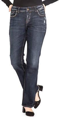 Silver Jeans Elyse Slim Bootcut Jeans