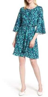 Halogen Tie Front Dress