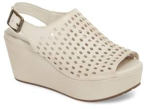 Chocolat Blu Wally Platform Wedge Sandal