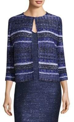 Eva Tweed Jacket