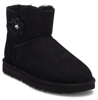 UGG Mini Bailey Petal Genuine Sheepskin Boot