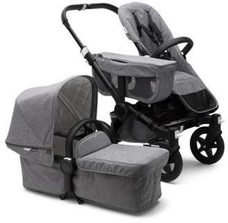 Bugaboo Donkey2 Classic Mono Complete Stroller with Black Chassis