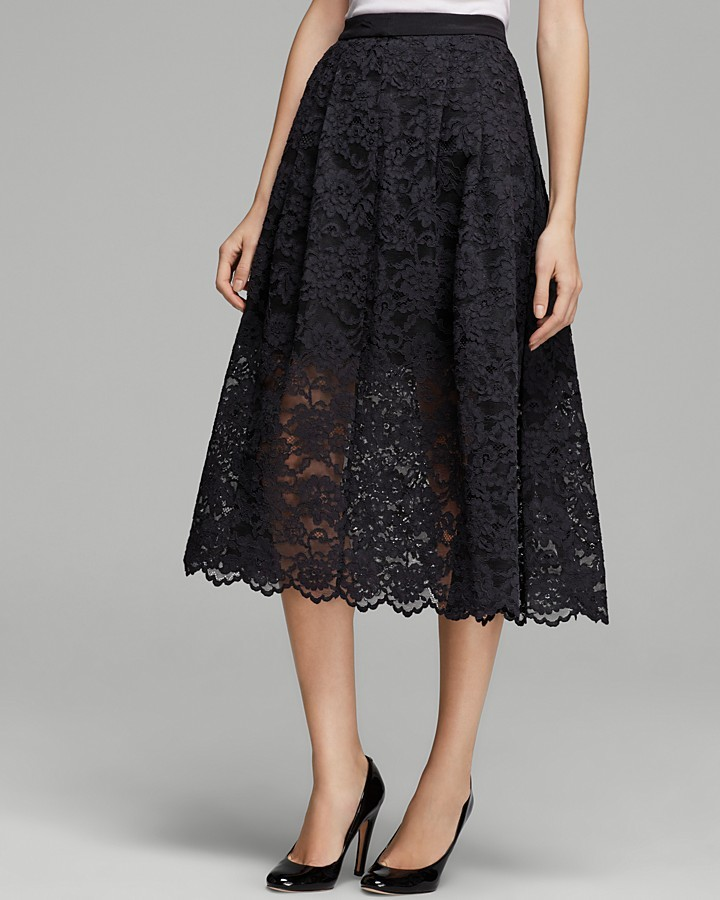 Skirt - Lace