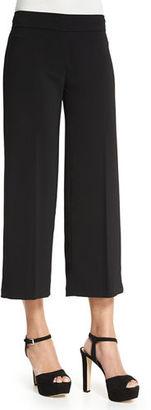 Avenue Montaigne Alex Wide-Leg Crop Pants $270 thestylecure.com