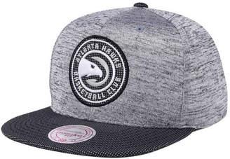 Mitchell & Ness Atlanta Hawks Space Knit Snapback Cap