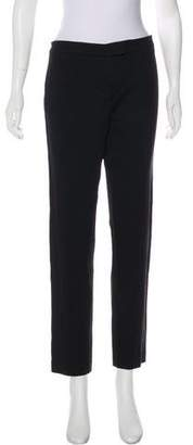 Juicy Couture Mid-Rise Straight-Leg Pants