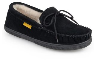 Pindari Mens Moccasin Sheepskin Slippers