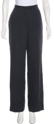 Tahari High-Rise Wide-Leg Pants