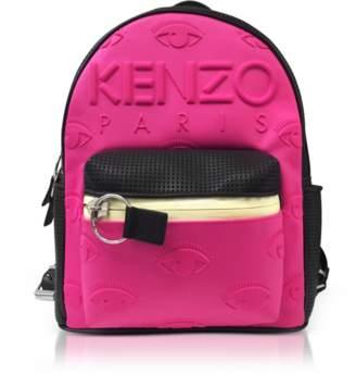 Kenzo Fuchsia Large Kombo Backpack