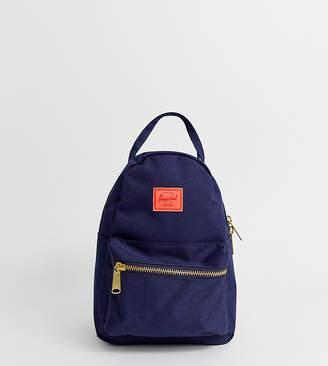 Herschel Nova Mini Backpack in Navy