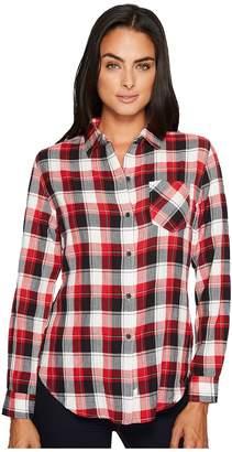 Woolrich Kanan Eco Rich Lightweight Shirt Women's Long Sleeve Button Up