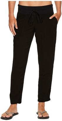 Hard Tail - Crop Pants Women's Casual Pants $62 thestylecure.com