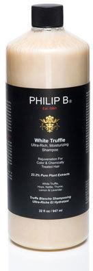 Philip B White Truffle Ultra-Rich, Moisturizing Shampoo, 32 oz. NM Beauty Award Finalist 2014