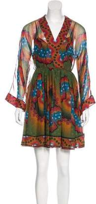 Valentino 2016 Enchanted Wonderland Dress