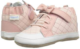 Robeez Primrose High Top Mini Shoez Girl's Shoes