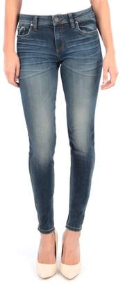 KUT from the Kloth Donna High Waist Skinny Jeans