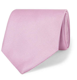 Ermenegildo Zegna 8cm Silk-Twill Tie