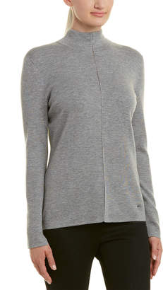 Akris Cashmere & Silk-Blend Sweater