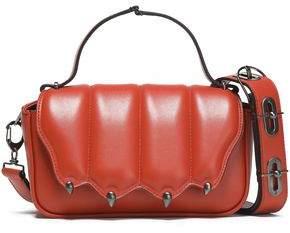 Marco De Vincenzo Embellished Quilted Leather Shoulder Bag