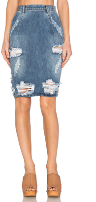 One Teaspoon Freelove Skirt $118 thestylecure.com