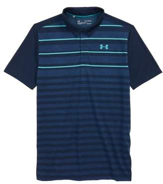 Under Armour Threadborne Bunker Polo