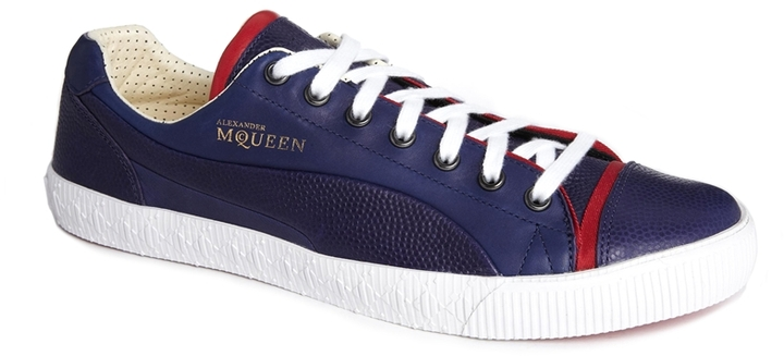 Alexander McQueen for Puma Street Climb Low Trainers